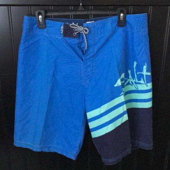2cc737542a Salt Life Swim | Nwt Mens Board Shorts Sz 34 40 | Poshmark
